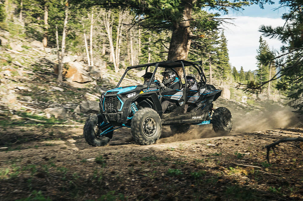 2020 RZR XP® 4 Turbo Instagram image 6