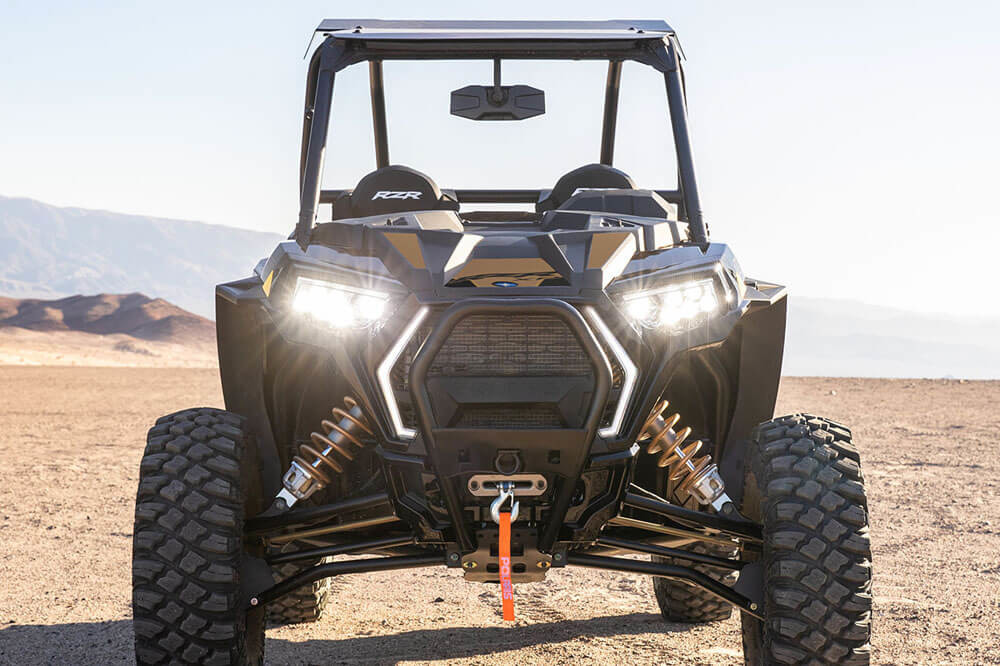 2019 RZR XP® 1000 Trails & Rocks Instagram image 2