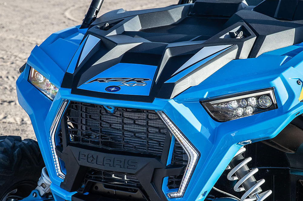 2020 RZR XP® 1000 Instagram image 4