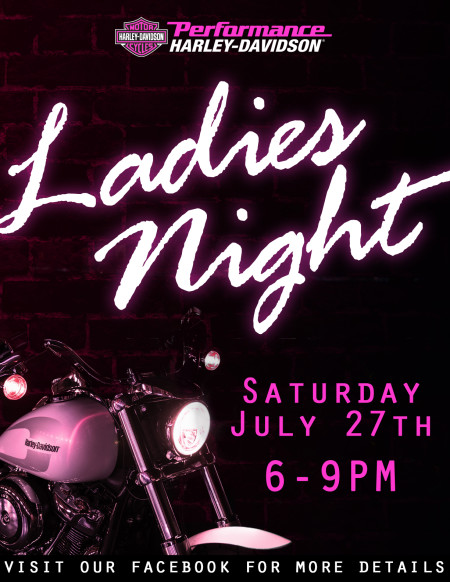 Ladies night at PHD
