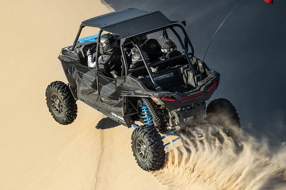 2020 RZR XP® 4 Turbo Instagram image 2