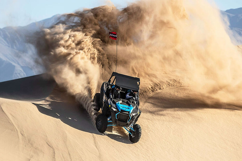 2020 RZR XP® Turbo S Velocity Instagram image 3