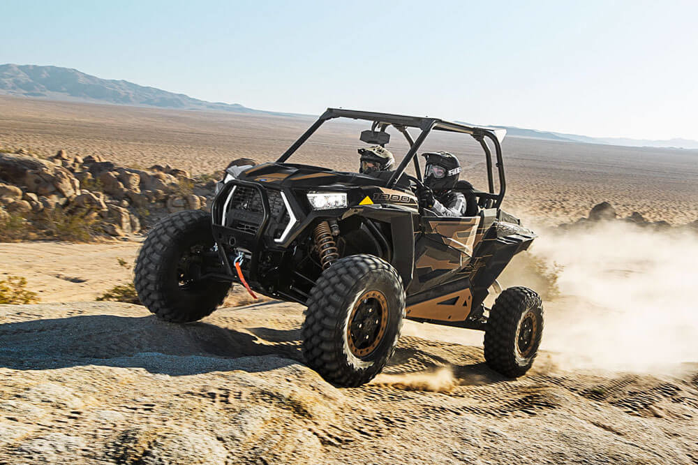 2019 RZR XP® 1000 Trails & Rocks Instagram image 6