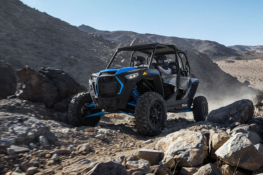 2020 RZR XP® 4 Turbo Instagram image 4