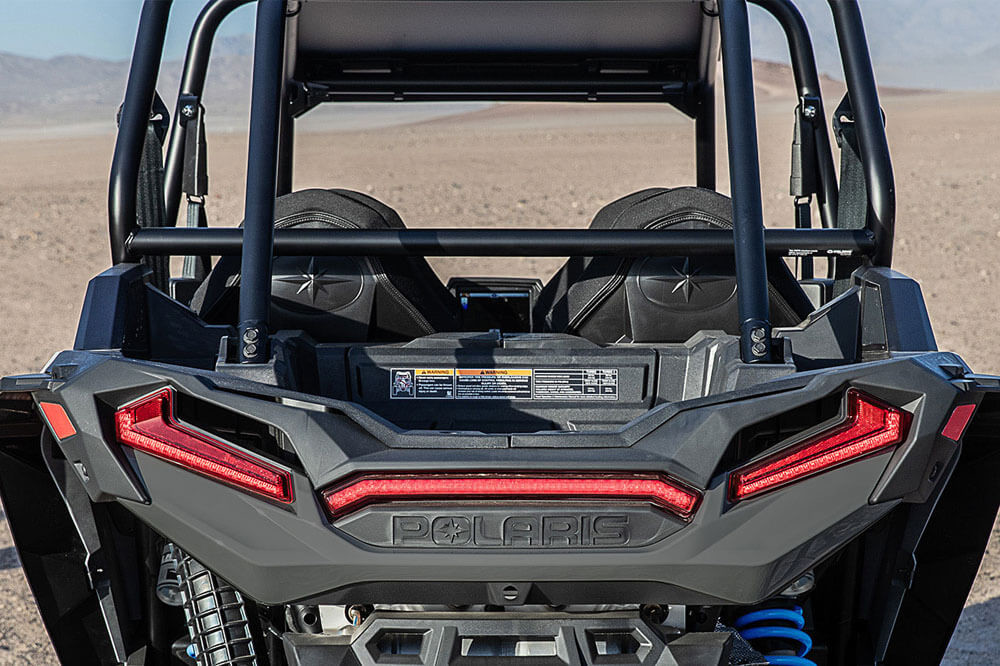2020 RZR XP® 4 Turbo Instagram image 3