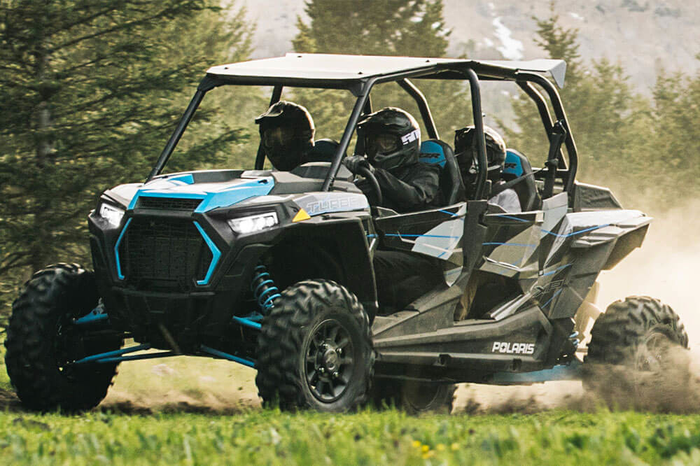 2020 RZR XP® 4 Turbo Instagram image 5