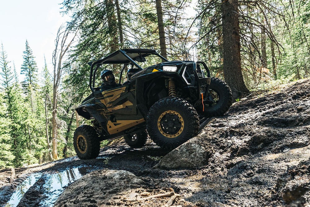 2019 RZR XP® 1000 Trails & Rocks Instagram image 3