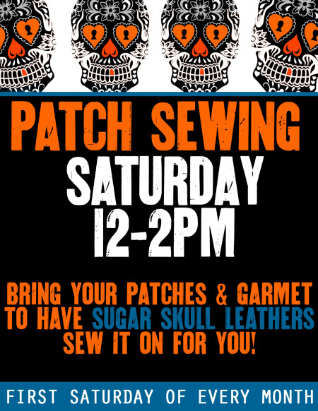 Patch Sewing