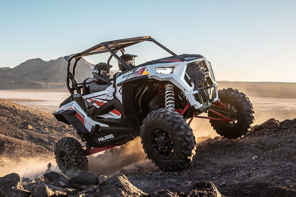2020 RZR XP® 1000 Instagram image 6