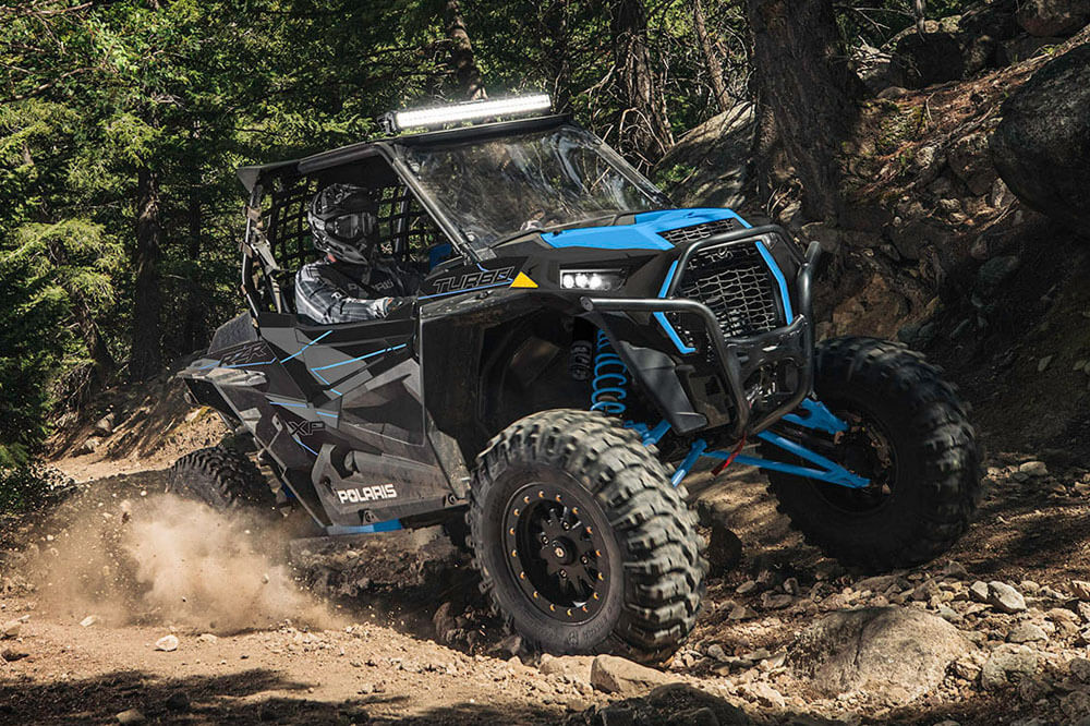 2020 RZR XP® Turbo S Velocity Instagram image 5