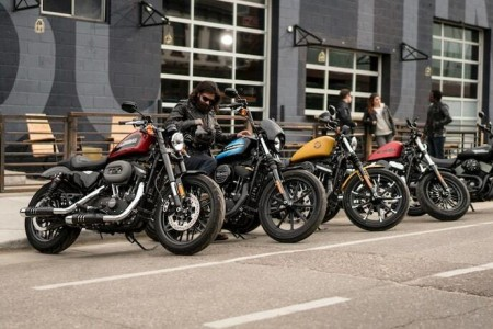 Rider training graduates 3.49% APR offer on new Harley-Davidson® Motorcycle