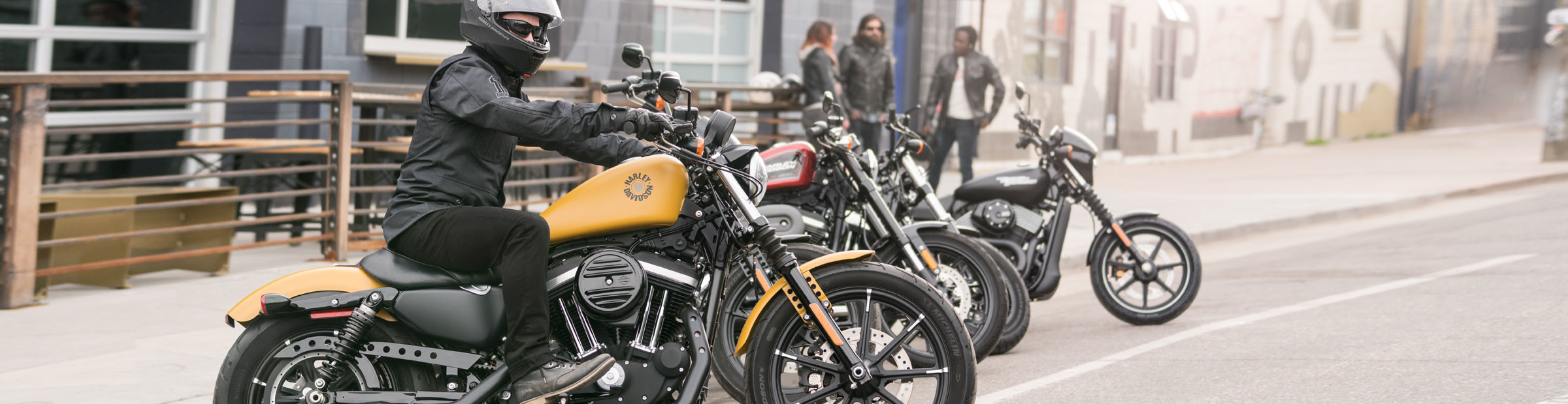 Colonial Harley-Davidson® Events