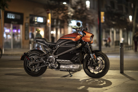 The Premium Electric Motorcycle
