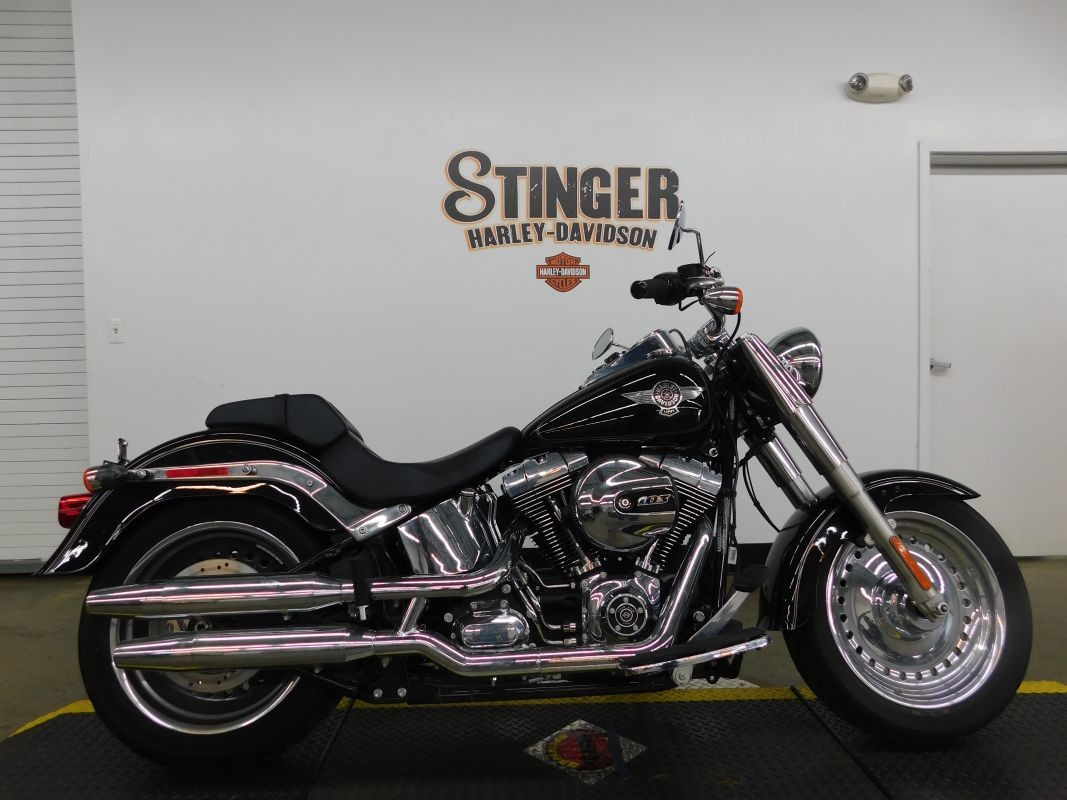 2016 HARLEY-DAVIDSON Softail Fat Boy FLSTF103