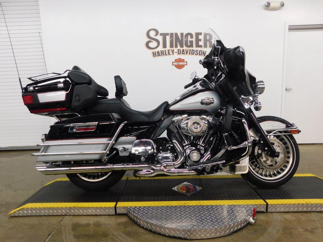 Classic Harley Davidson >> 2010 Harley Davidson Electra Glide Ultra Classic Flhtcu