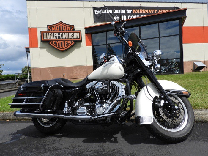Used 2004 HD Road King Police Edition