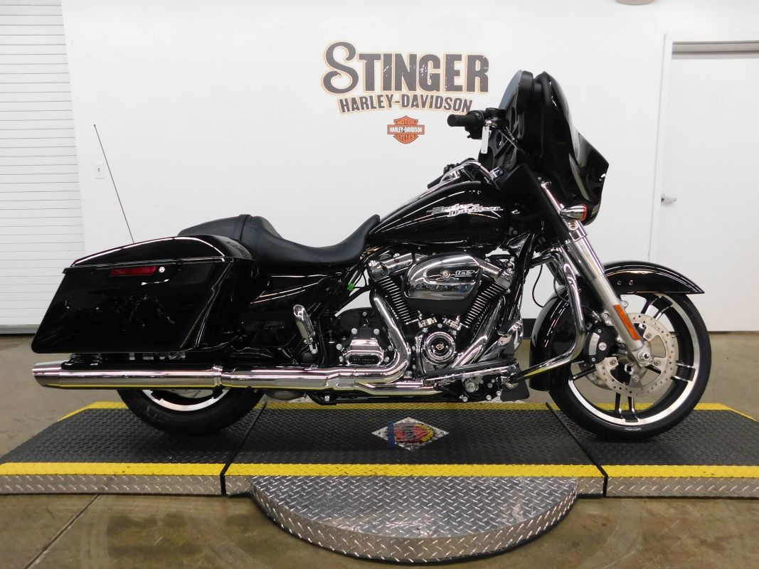 2019 HARLEY-DAVIDSON Touring Street Glide Special FLHXS