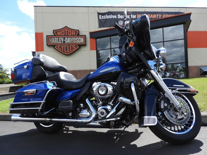 Used 2010 Electra Glide® Ultra Limited