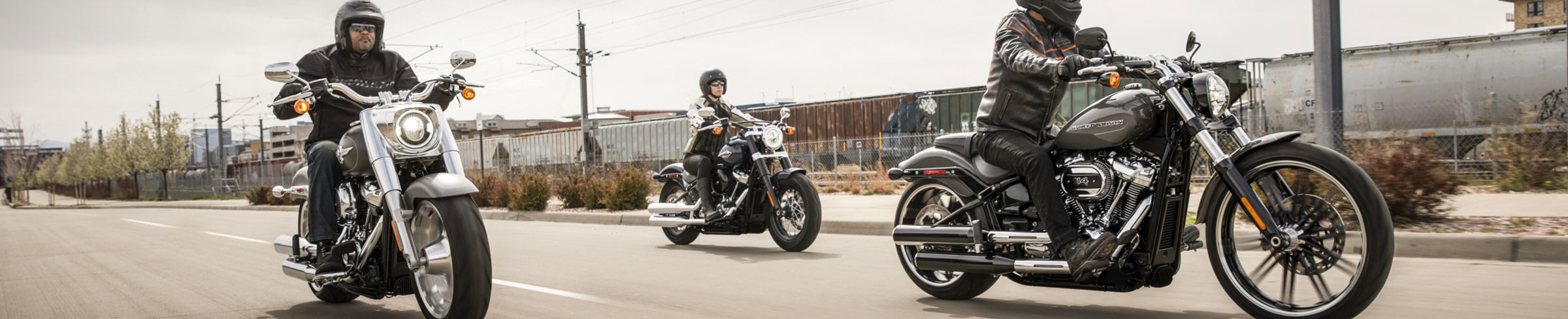 Book a Motorcycle Test Ride | Gail's Harley Davidson® in KC