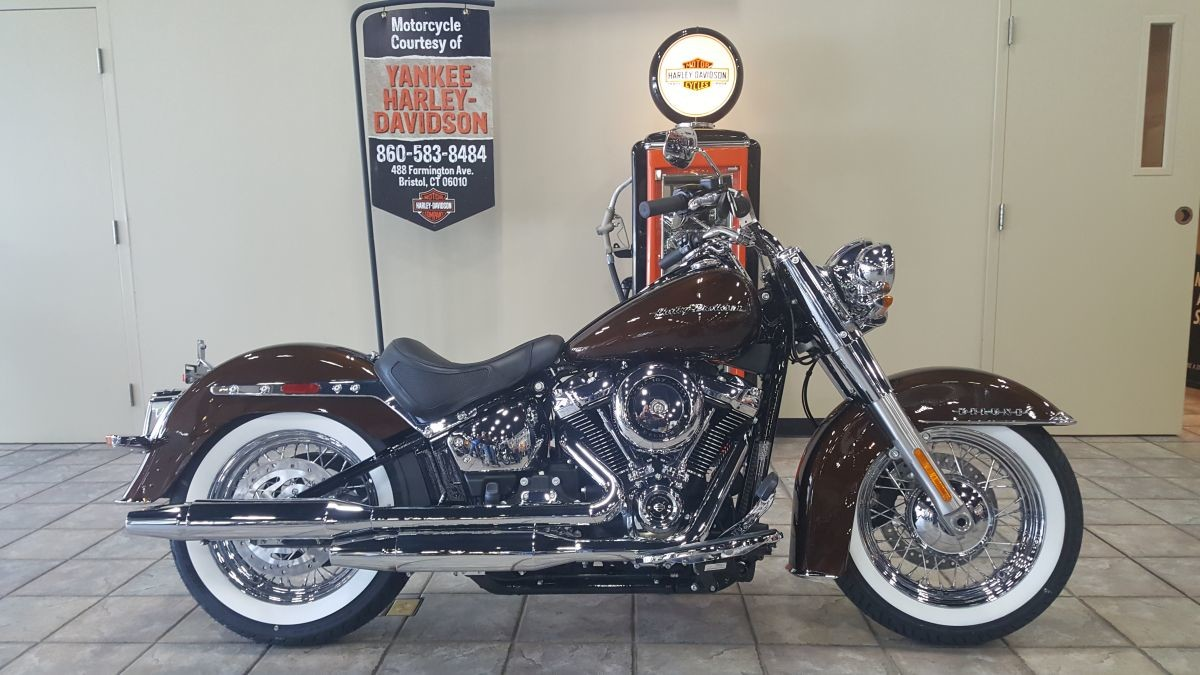 2019 HD FLDE - Softail Deluxe