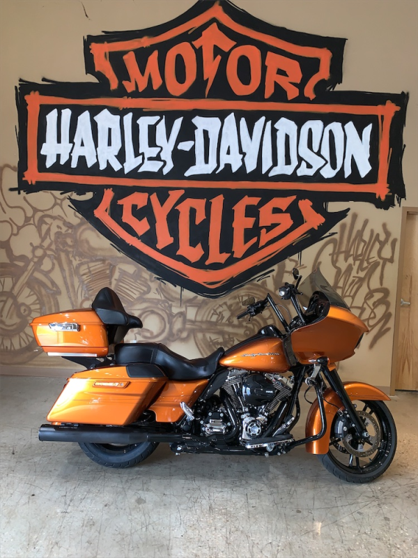 2015 H-D FLTRXS Road Glide Special