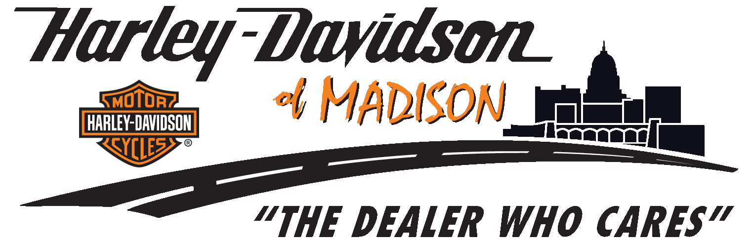 Harley-Davidson<sup>®</sup> of Madison logo