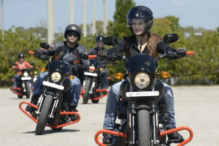RIDER TRAINING GRADUATES 4.49% APR17 OFFER ON USED