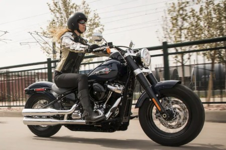 Get on Select Softail Models for Under $250/Month*