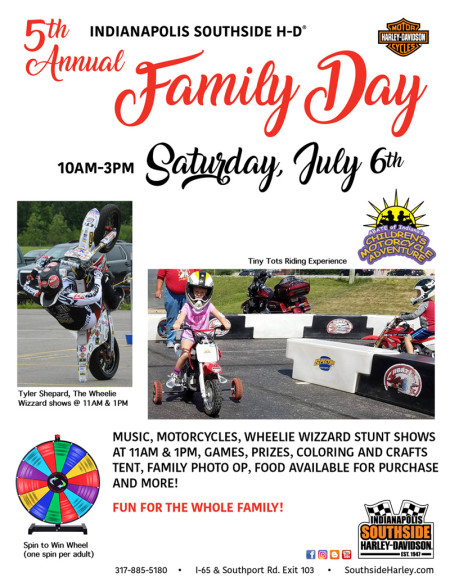 5th Annual Family Day
