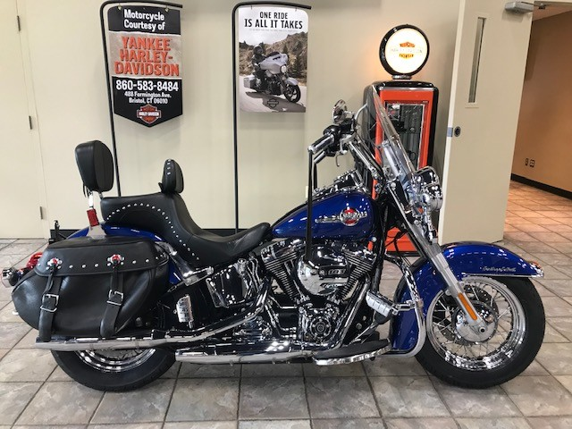 2017 HD FLSTC - Softail Heritage Softail<sup>®</sup> Classic