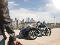 Banner Image The 2019 Harley-Davidson® Trike Lineup
