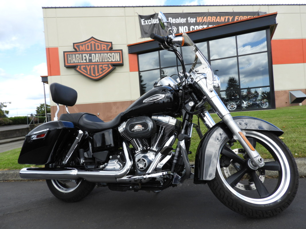 Used 2016 Dyna Switchback