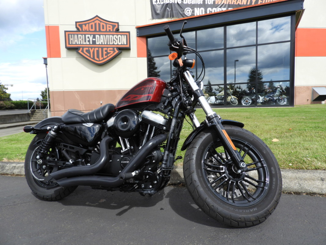 Used 2017 Forty-Eight<sup>®</sup>