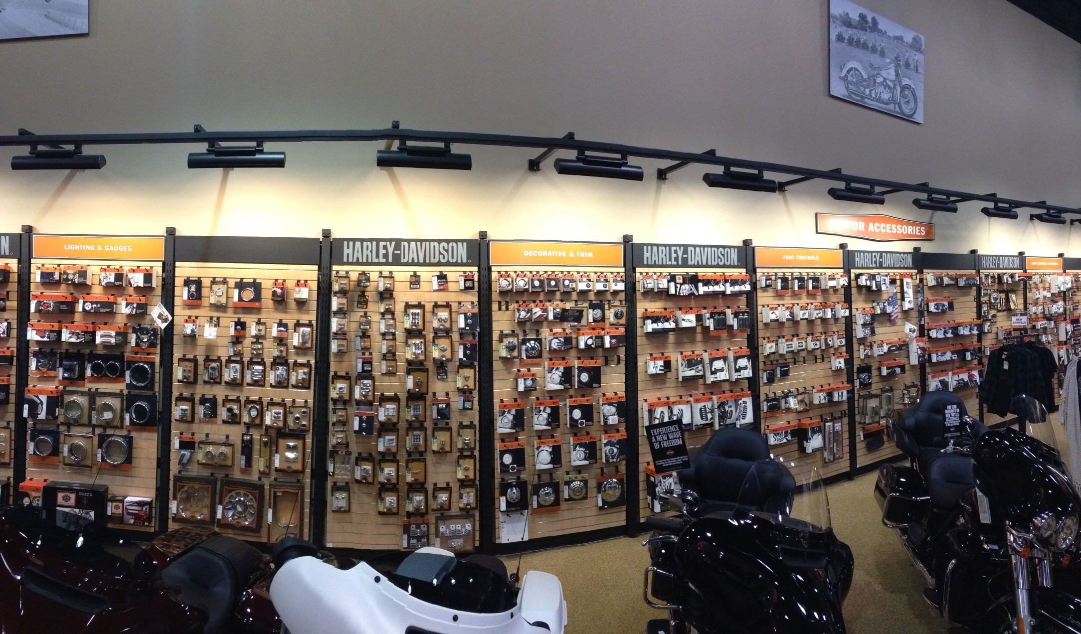 mountain state harley davidson parts accessories department