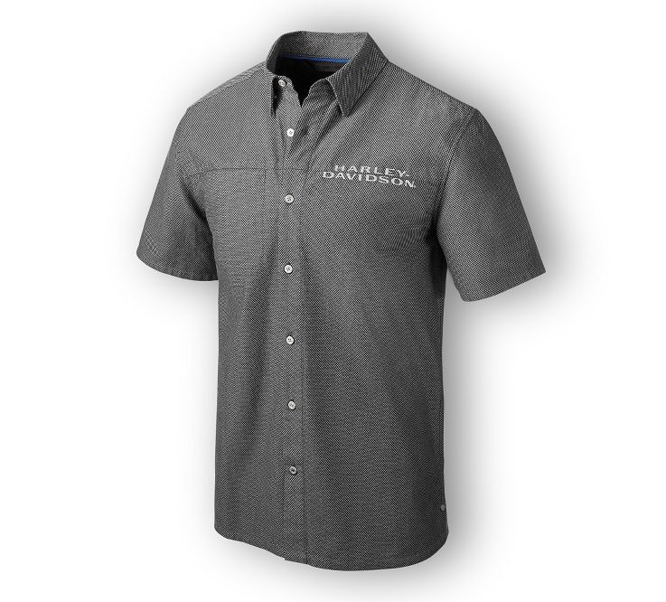 H-D Chemise homme slim-fit | S-One | S-One
