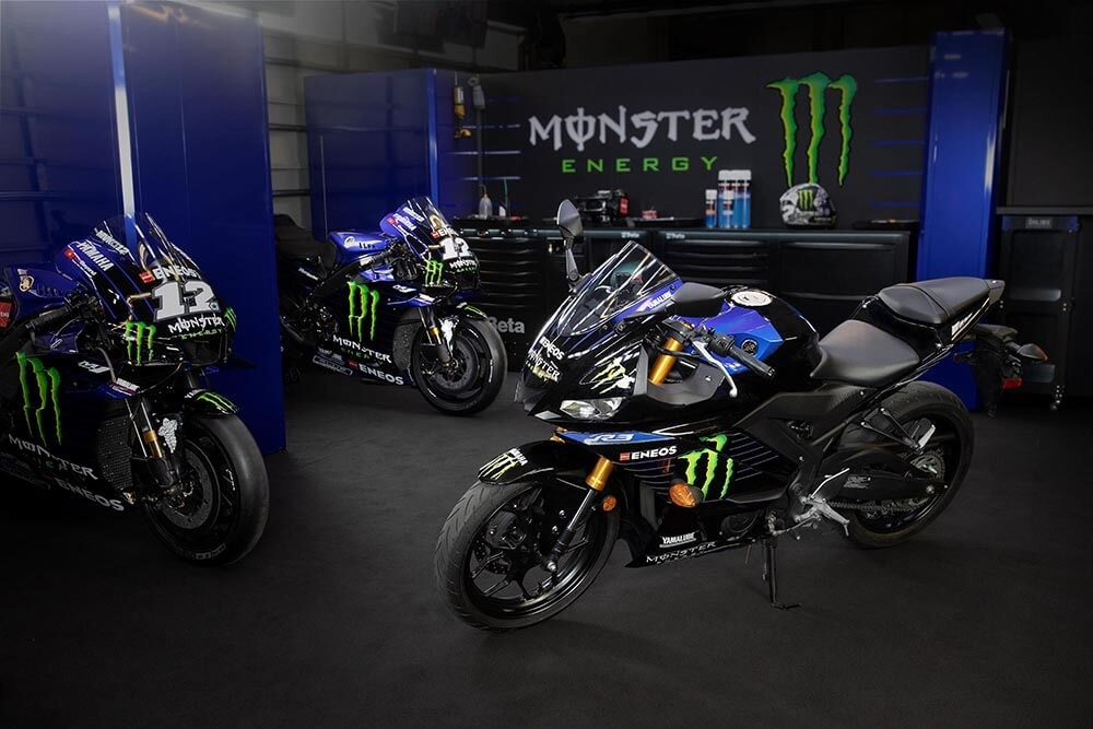 2020 YZF-R3 Monster Energy Yamaha MotoGP Edition Instagram image 4