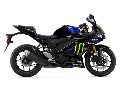 2020 YZF-R3 Monster Energy Yamaha MotoGP Edition thumbnail