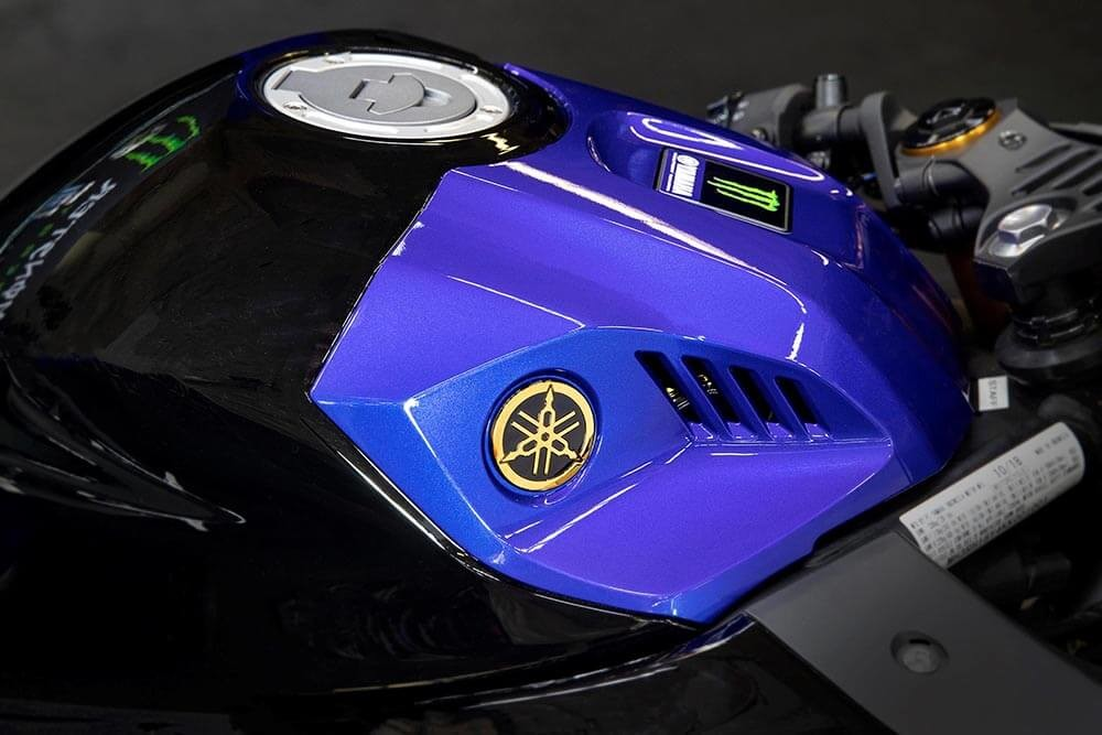 2020 YZF-R3 Monster Energy Yamaha MotoGP Edition Instagram image 2