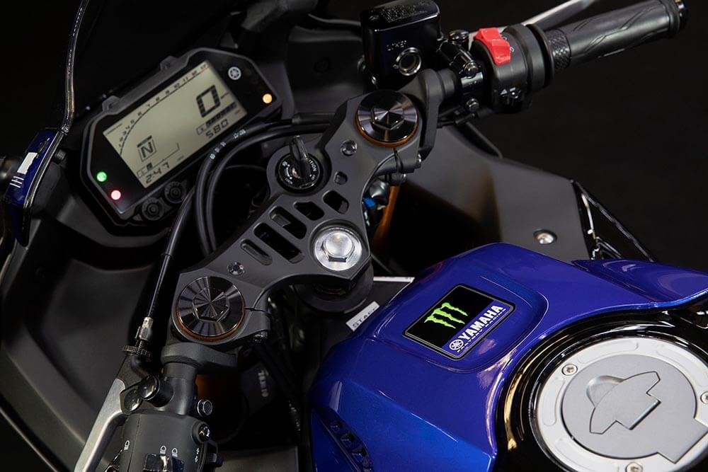 2020 YZF-R3 Monster Energy Yamaha MotoGP Edition Instagram image 6