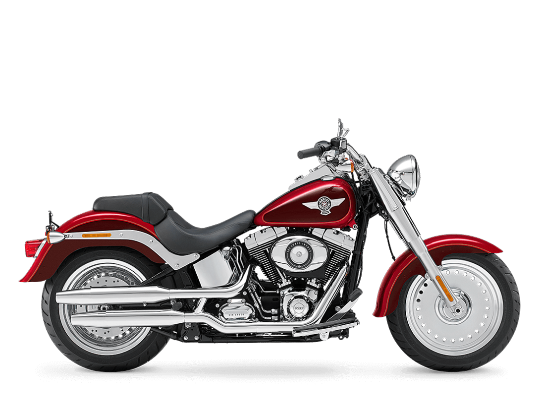 2013 HD FLSTF  - Softail Fat Boy<sup>®</sup>
