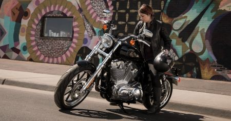 Extended Terms Available on All New Sportster® Motorcycles