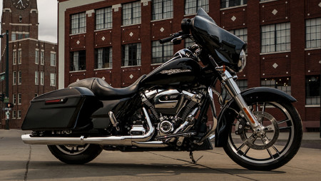 Payments As Low As $299/Month On New H-D® Touring Motorcycle