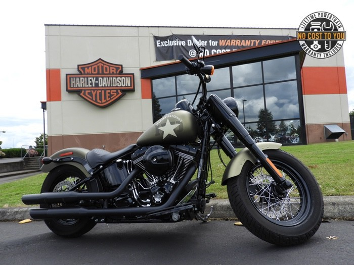 Used FLSS 2016 Softail Slim<sup>®</sup> S