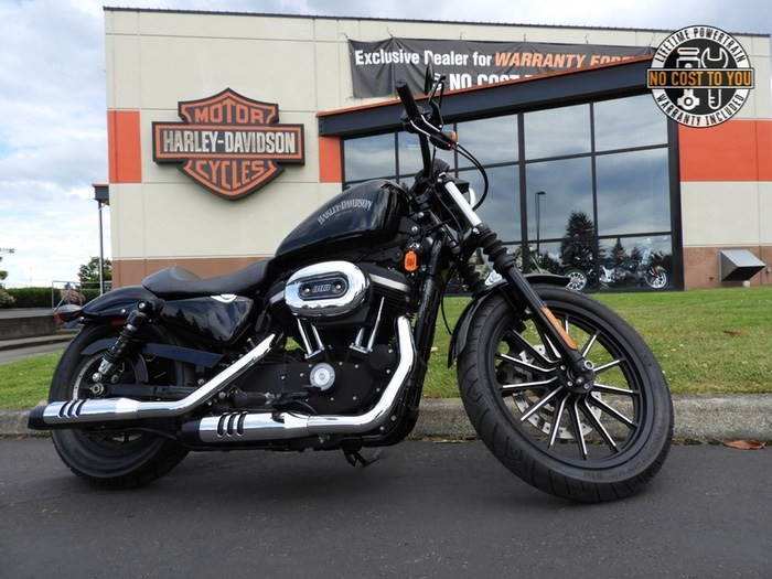 Used XL 883N 2015 Iron 883<sup>™</sup>