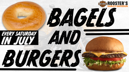 Bagels and Burgers