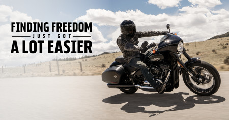 National Low APR Finance Offer on NEW Motorcycles