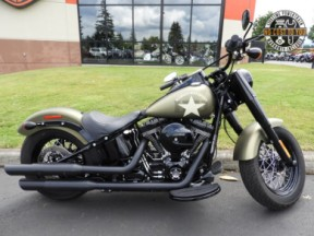 Used FLSS 2016 Softail Slim<sup>®</sup> S thumb 3