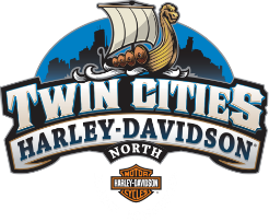 Twin Cities Harley-Davidson<sup>®</sup> North logo