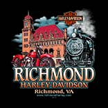 Richmond Harley-Davidson<sup>®</sup> logo