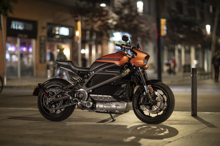 Harley-Davidson Electric Motorcycle to Hit Market Next Year